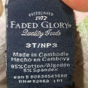 Faded Glory Dresses - Faded Glory little girls butterfly dress